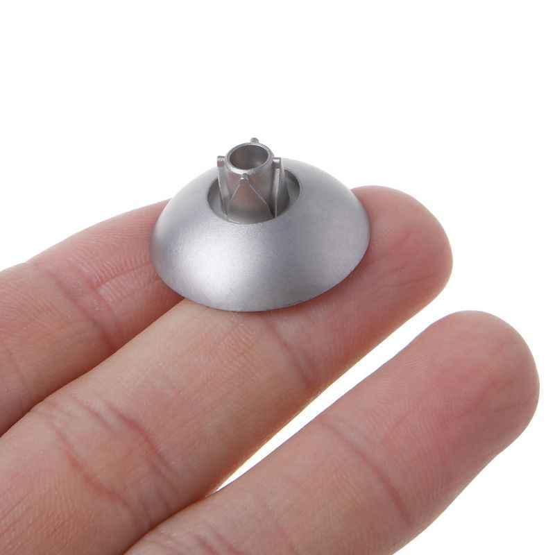 2 Pcs 3D Thumb Stick Grips Stasiun Dudukan Gamepad Suku Cadang Permainan Aksesori untuk Xbox One Elite Wireless Controller