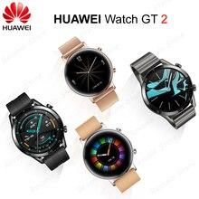 HUAWEI นาฬิกา GT 2 สมาร์ทนาฬิกา GT2 Kirin A1 บลูทูธ 5.1 14 วันแบตเตอรี่โทรศัพท์ Heart Rate กีฬาเพลงเล่นนาฬิกา Smartwatch
