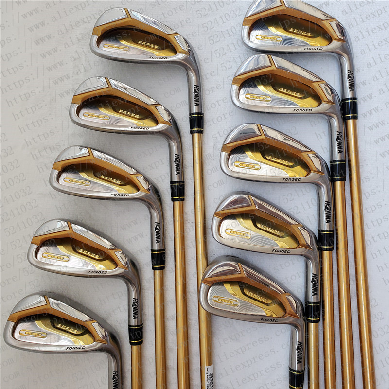 Men golf clubs Honma Beres S-07 4star golf club set intermediate golf clubs/ golf irons+driver+fairway wood+putter (14 pcs/set) 4
