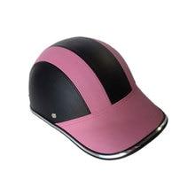 Велоспорт ABS+ PU шлем бейсбольная кепка универсальная наружная Регулируемая мотоциклетная Полуоткрытая Защитная Экипировка