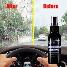 Auto pára-brisa anti-chuva agente carro de vidro anti spray de água carro-estilo janela cuidados com o carro mais limpo espelho retrovisor agente repelente 50ml