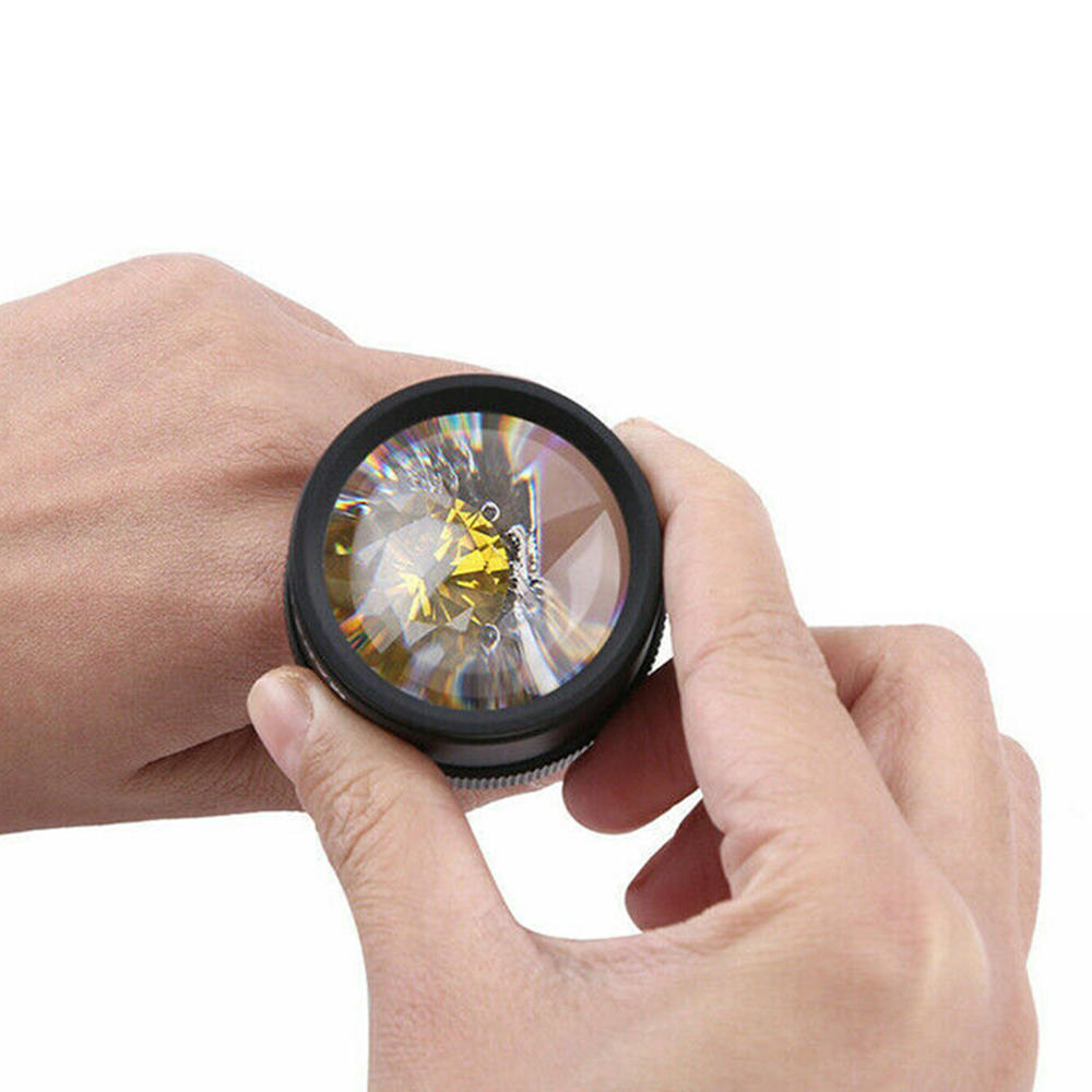 30X Jewelers Eye Loupe Glass Lens Eye Magnifier Len Repair Kit Tool Magnifying Glass Watch Watchmakers