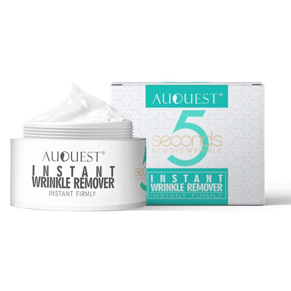 Body Wrinkle Remover Instant Face Cream AuQuest 5 Second Wrinkle Cream Eye Bag Eye Care Firming Whitening Moisturizing Cream