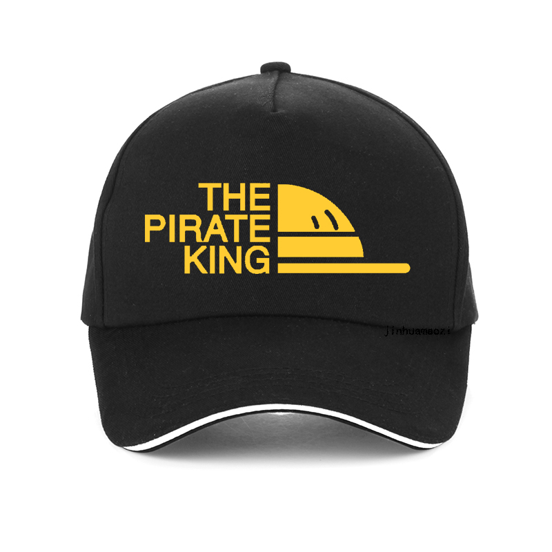 Baseball Snapback Hat The Pirate King Embroidery Cap Cotton Men Women Hip Hop