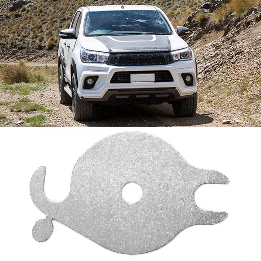 EGR Blanking Plate Fit Toyota Hilux Prado D4D 3.0L 1KD-FTV Oil Catch Can Turbo