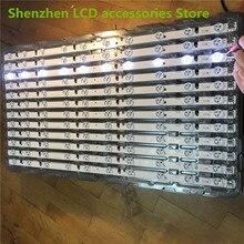 Juego de 4 unidades de retroiluminación LED para SAMSUNG, UE32EH5000, TV 32F 3535LED 40EA, de LTJ320HN07 V A 100%, 58CM, 10LED