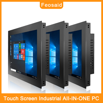 linux® system commands Feosaid 19 inch Capacitive touch industrial computer Standard cabinet win7 win10 Linux system for mini PC Resolution 1280x1024