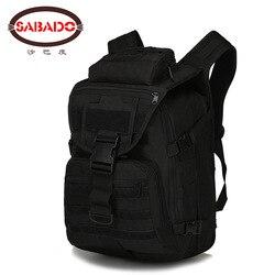 Sabah stopni wielofunkcyjny taktyczne górskie torba na zewnątrz wodoodporne włócznika plecak torba podróżna generacji tłuszczu w Torby wspinaczkowe od Sport i rozrywka na