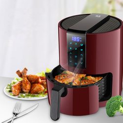 Air Fryer Electric Fryer Home Fully Automatic High Capacity 3.5L French Fries Machine