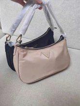 2021 European and American Luxury Underarm Bag Fashion Simple Handbag French Stick Half Moon Lady Bag Shoulder Bag