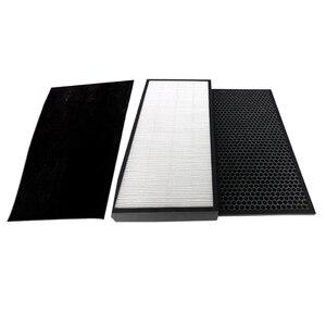 Для Panasonic F-ZXHP55C очиститель воздуха фильтр Hepa F-PXH55C F-VXH50C части воздухоочистителя