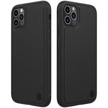 Cho iPhone 11 Pro Max Ốp Lưng NILLKIN Magic Case Pro Matte Cứng Mềm Lưng Điện Thoại Di Động Vỏ Đen cho iPhone 11 Pro