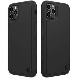 Image 1 - For iPhone 11 pro max Case Cover NILLKIN magic case pro matte hard soft back cover Mobile phone black shell For iPhone 11 pro