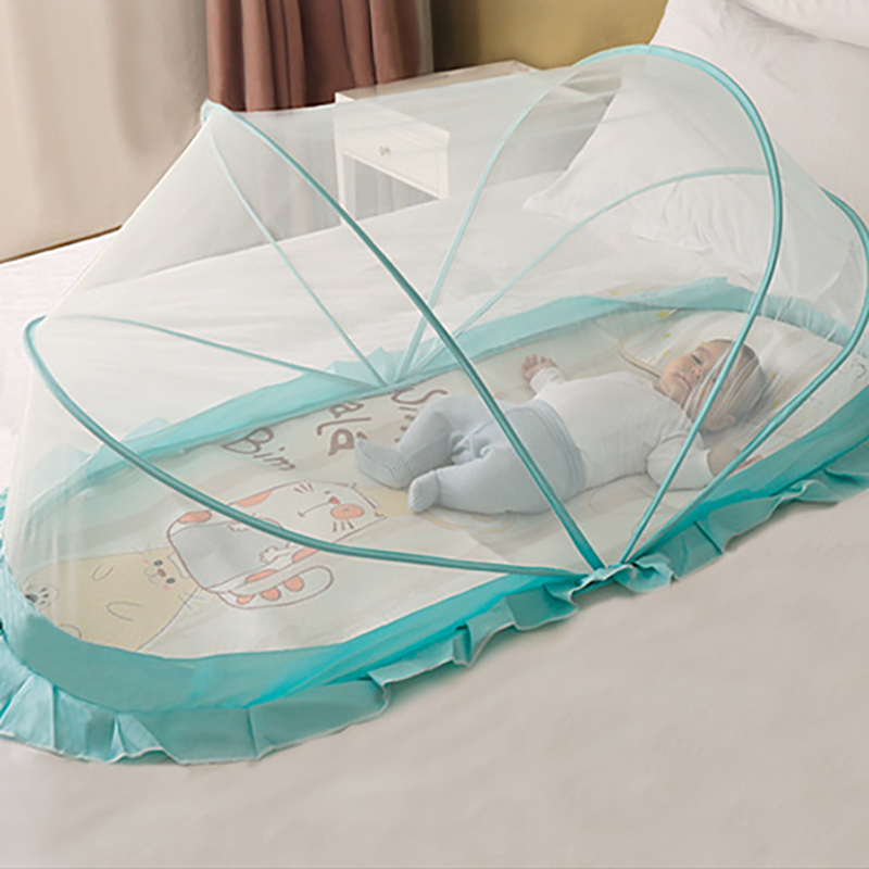 Baby Room Mosquito Net  Newborn Sleeping Nursing Mosquito Netting Foldable Infant Bedclothes Mesh Tents YAN001