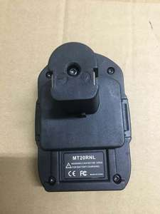 Image 1 - MT20RNL Batteries Adapter for For Makita BL1840 Convert to Ryobi 18V With USB Charger Port Charger for For Makita BL1840