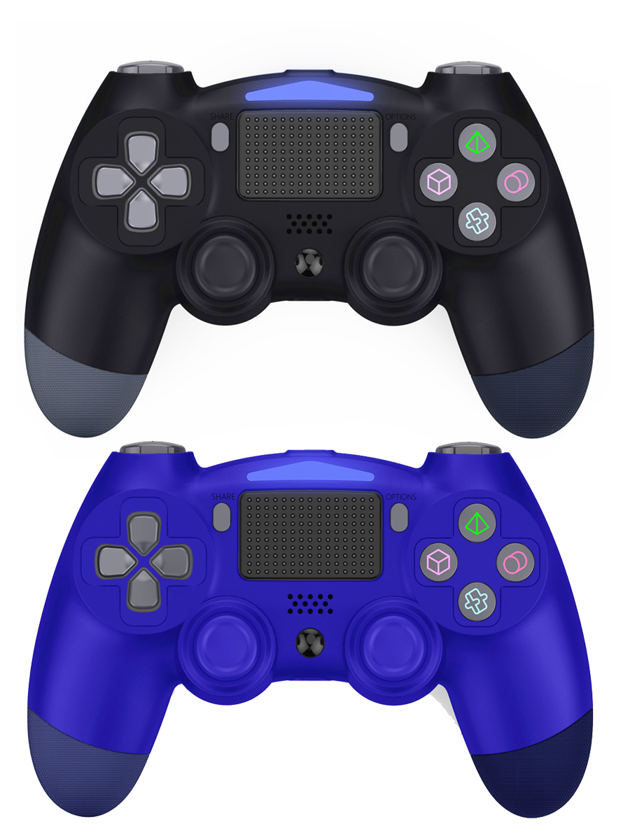 for PS4 Wireless Bluetooth Gamepad Pro Game Console Gamepad Game joystick Controller Video Games Accessories Game Console