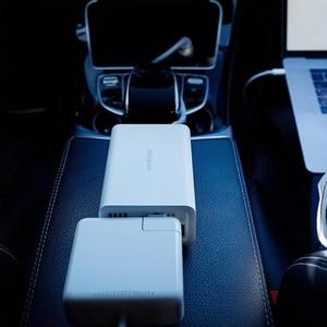 Image 5 - SMARTMI 100W נייד מטען לרכב מהפך ממיר DC 12V ל ac 220V עם 5V/2.4A USB יציאות רכב כוח עם שקע