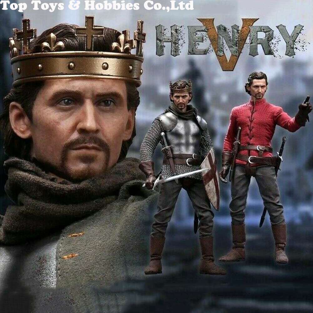POP Toys Action Figures Pants King Henry V 1//6 Scale