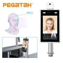 Оригинальная камера распознавания лица тепловая с контролем