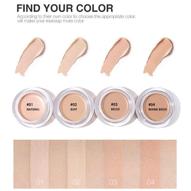 O.TWO.O eye primer Concealer Base eyeshadow primer Long Lasting eyes Concealer Moisturizer Oil Control make up cosmetic TSLM1 1