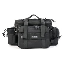 LEO 40 * 17 * 20cm Fishing Bags 1000D Pesca Multifunctional Shoulder Ba
