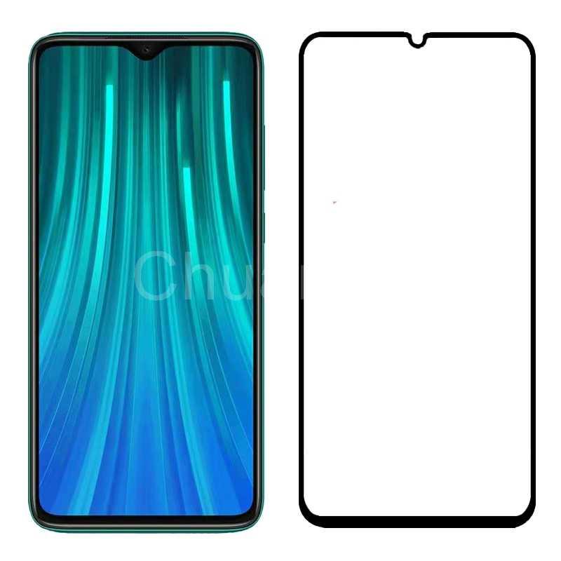 3 ב 1 מקרה מגן זכוכית עבור Redmi הערה 7 8 מסך מגן מצלמה עדשה עבור Xiaomi Redmi הערה 7 8 פרו