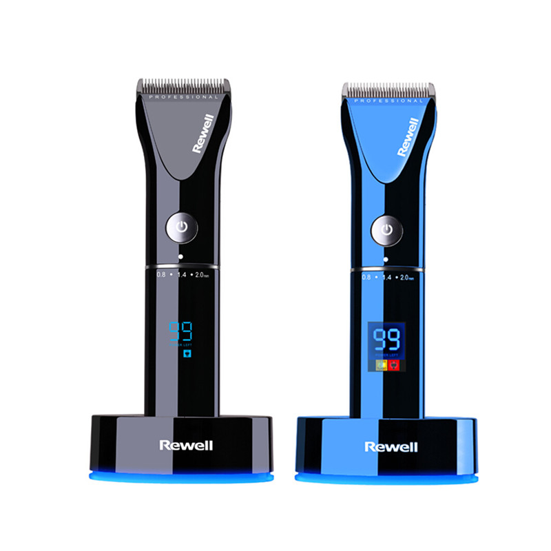 Hair Clippers Trimmer Rechargeable Barber Men's Haircut Cutter Cutting Machine Professional Hair Clipper Adult Child Low Noise