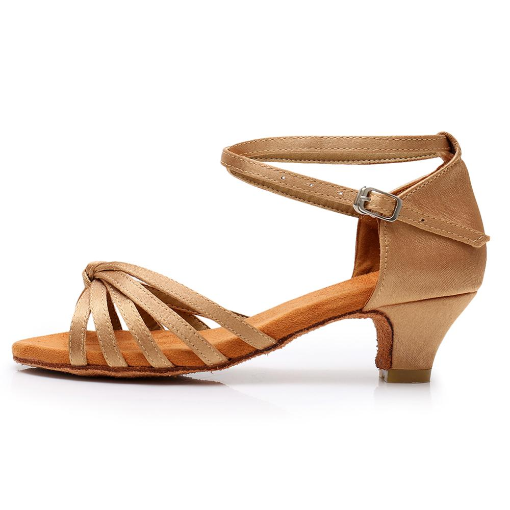 Ballroom Tango Salsa Latin Dance Shoes New Arrival Wholesale Women/girls/ Children/ladies/kids Low Heels Dancing Professional