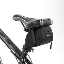 Lixada горный мини-велосипед сумка под Седло дорожный велосипед сиденье хвост пакет Открытый Велоспорт Подседельный штырь сумка Аксессуары для велосипеда