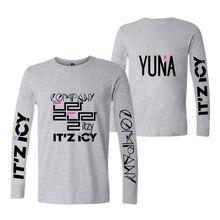 ITZY Long Sleeve T-shirt (20 Models)