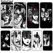 Junji Ito Caixa Do Telefone Para Redmi Horror 6 4X 7 7A 8 IR K20 Nota 4 4X 5 5A 6 6 Pro 7 8 8pro