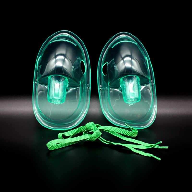 2 uds adultos máscara para pulverización desechable FDA atomizador accesorios tanque taza atomización compresor accesorios enlace