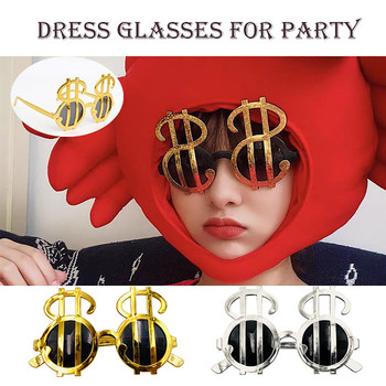 2021 Funny Glasses Toys Dress Glasses Valentine's Day Party Gift for Fashion Women Sunglasses Designer Shopping Costume Decor image