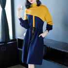 Knitted Sweater Dres...