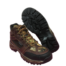YUANJYUANOK/Новые камуфляжные охотничьи ботинки; камуфляжные ботинки; водонепроницаемые; уличные камуфляжные ботинки; обувь для охоты и рыбалки; размеры 39-46