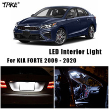 Canbus Error Free For KIA FORTE 2009 2010 2011 2012 2013 2014 To 2019 2020 Vehicle LED Interior Dome Trunk Light