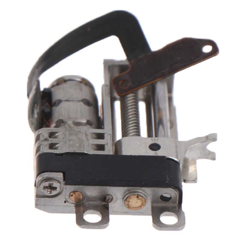 Mini moteur pas à pas biphasé à quatre fils de 5mm avec réducteur planétaire, engrenages en métal, moteur de levage de précision de glissière de vis en métal
