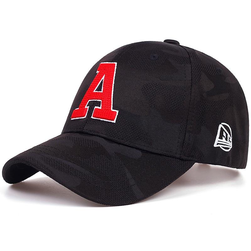 Nova unisex 3d um bordado boné de beisebol unisex tático snapback chapéu hip hop ao ar livre ajustável chapéus de verão esportes tampas de golfe