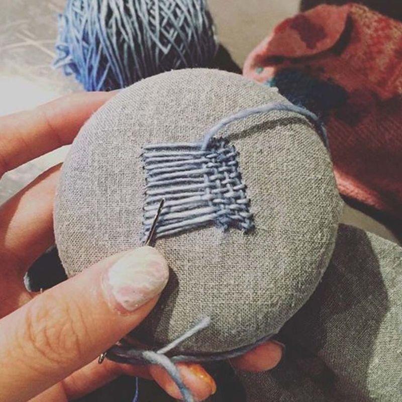Darning Supplies Wood Darning Mushroom Darner Patching Tool Socks Pants Clothes Sewing Mending