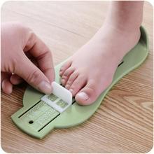Calculator Foot-Ruler Measure Nail-Care Baby Kids Infant 3-Colors Plastic