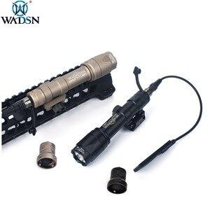 Image 1 - Airsoft Surefir taktik M600 M600C Armas izci ışıklı fener LED 340 lümen Softair açık avcılık tüfek silah el feneri