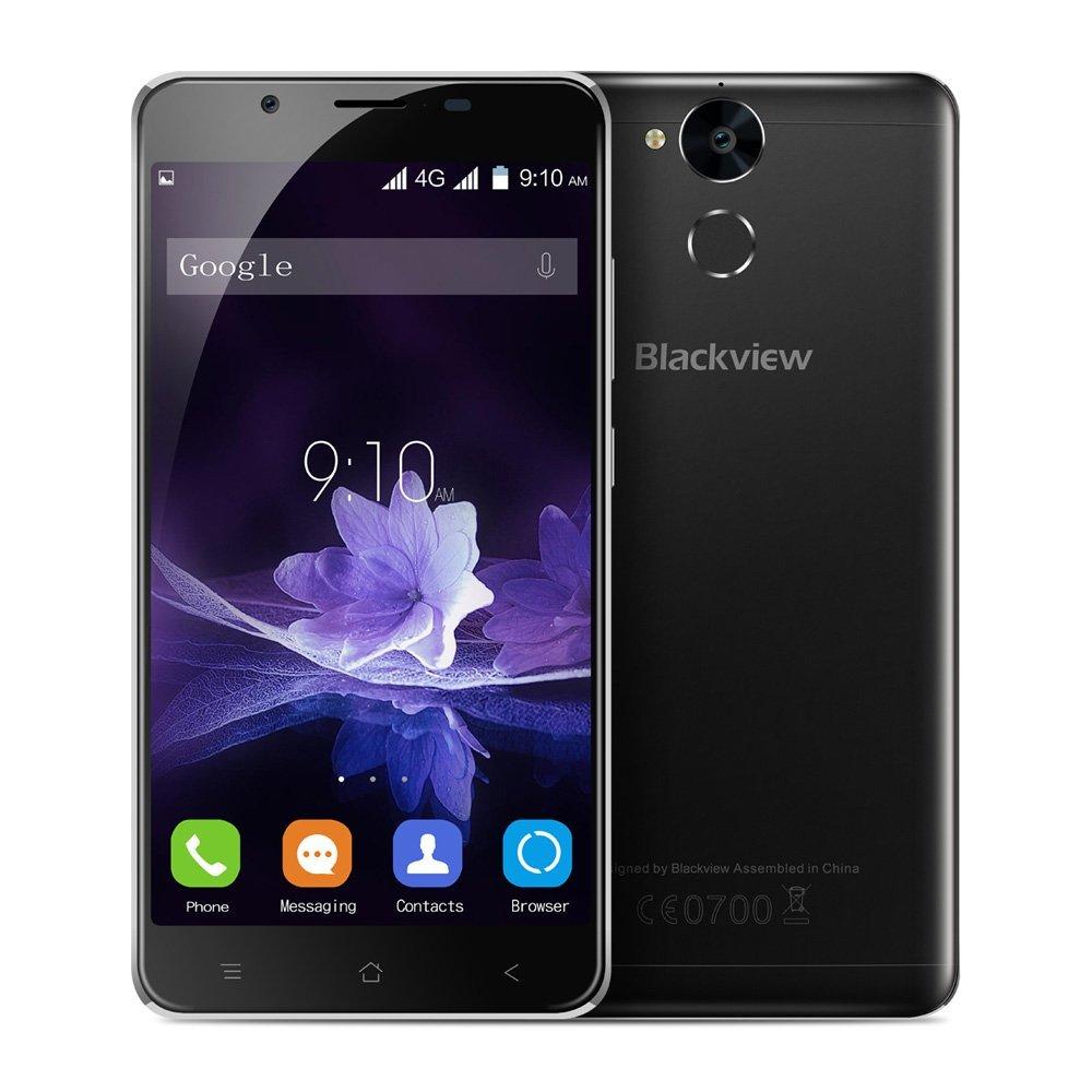 Blackview P2 4GB 6000mah Adaptive Fast Charge Octa Core Fingerprint Recognition 13mp