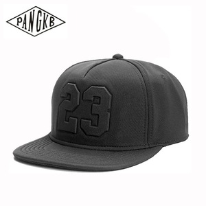 PANGKB Brand LEGEND CAP black 23 summer breathable quick drying snapback hat adult sports hip hop outdoor sun baseball cap