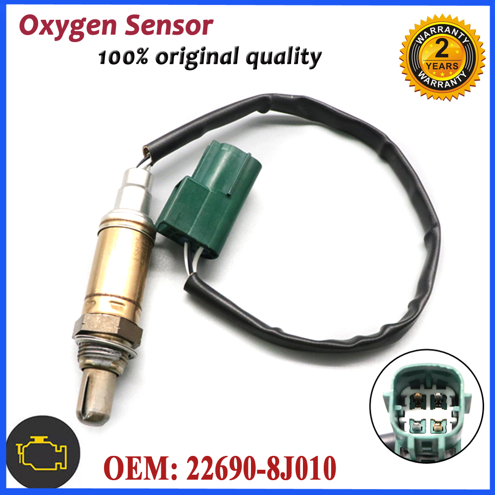 Sauerstoff Lambda O2 Sensor 22690-8J010 FÜR Infiniti I35 2002 2003 2004 Nissan Maxima Altima 2002 2003 226908J010 226908J001