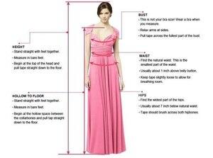 Image 5 - 2020 חדש אוסף וינטג שנהב תחרת חתונת שמלות סקסי Sheer צוואר שווי שרוולי תה אורך תפור לפי מידה בתוספת גודל כלה שמלות