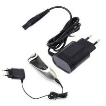 2-зубец Зарядное устройство EU Plug Мощность адаптер для электробритвы PHILIPS HQ8505/6070/6075/6090 4XFB
