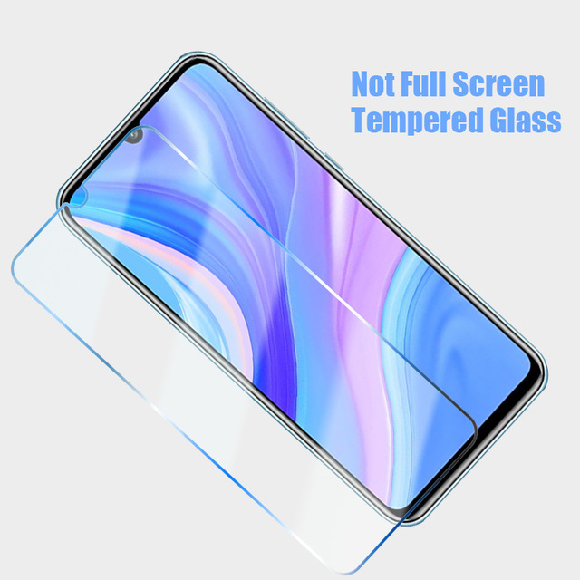 3PCS Tempered Glass on Huawei P Smart 2021 P Smart Z S 2019 Screen Protector Glass for Huawei P30 Lite P40 Lite P20 Pro Glass 2
