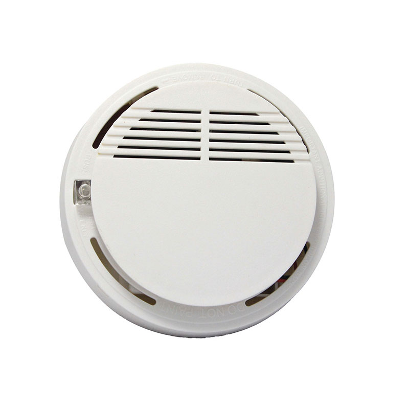 CO Carbon Monoxide Poisoning Smoke Gas Leak Detector Alarm Sensor Smart Home Kitchen Safety Fire Protection Sound & Flash Alarm