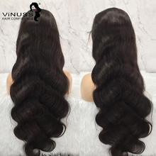 30 inch Body Wave 13x6 Lace Front Human Hair Wigs