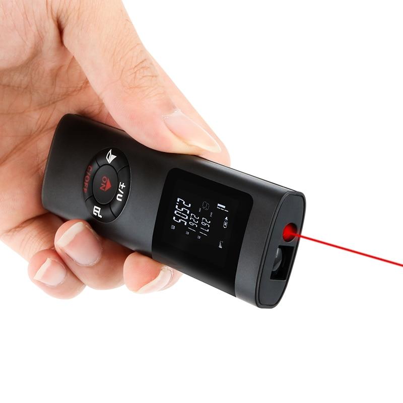 Купить лазерный дальномер 40 м лазерная рулетка строительный измерительный